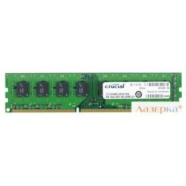 Оперативная память Crucial CT102464BD160B UDIMM 8GB DDR3L 1600MHz Retail