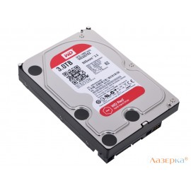 Жесткий диск Western Digital WD Caviar Red WD30EFRX 3TB