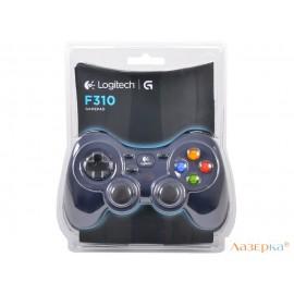 Геймпад Logitech Gamepad F310 USB (G-package) (940-000135)