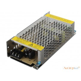 Блок питания ORIENT PB-40U3, OUTPUT: 12V DC 20A, стабилизированный, защита от КЗ и перегрузки (Imax~21.5A), регулятор напряжения, 3 выхода, металлический корпус