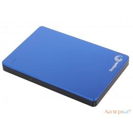 Внешний жесткий диск Seagate Backup Plus Slim 1Tb Blue (STDR10002020)