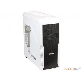 Корпус Zalman Z3 Plus White w\o PSU