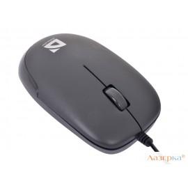 Мышь Defender Datum MM-010 Black USB