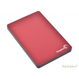 Внешний жесткий диск Seagate Backup Plus Slim 2Tb Red (STDR2000203)
