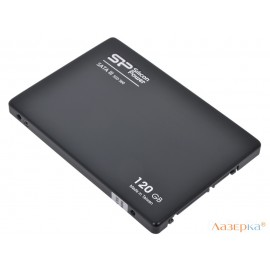 SSD накопитель Silicon Power Slim S60 SP120GBSS3S60S25 120GB