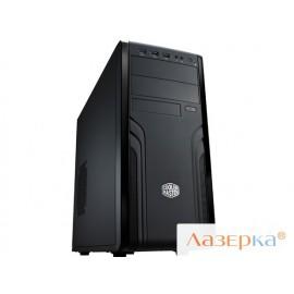 Корпус Cooler Master CM Force 500 (FOR-500-KKN1) Black, w\o PSU
