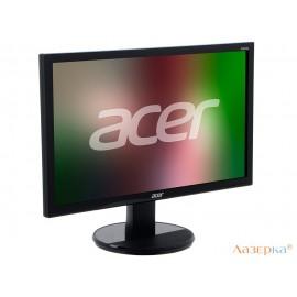 """Монитор Acer K202HQLB 19.5"""" Glossy Black"""