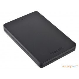 Внешний жесткий диск Toshiba Canvio Alu S3 500Gb Black (HDTH305EK3AA)