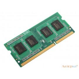 Оперативная память для ноутбуков Patriot (PSD34G160081S) SO-DIMM 4Gb DDR3 1600Mhz