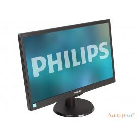 """Монитор Philips 193V5LSB2/62(10) 18.5"""" Black"""