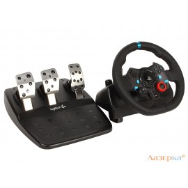 Руль Logitech G29 Driving Force Racing Wheel for PS4, PS3 and PC (941-000112)