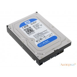 Жесткий диск Western Digital WD Blue Desktop WD10EZRZ 1TB