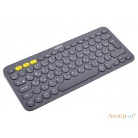 Беспроводная клавиатура Logitech K380 Wireless Multi-Device Dark Grey Bluetooth