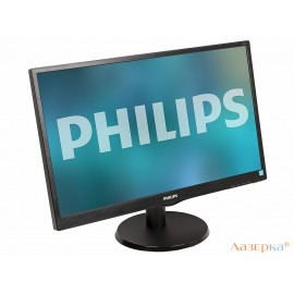 "Монитор Philips 240V5QDAB/00(01) 23.8"" Black"