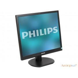"""Монитор 19"""" Philips 19S4QAB/00(01) Black"""