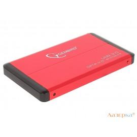 Внешний бокс HDD 2.5 Gembird EE2-U3S-2 Красный