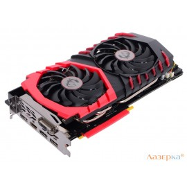 Видеокарта MSI GeForce GTX 1080 GAMING X 8G 8GB 1607 MHz