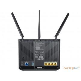 Wi-Fi роутер ADSL ASUS DSL-AC68U
