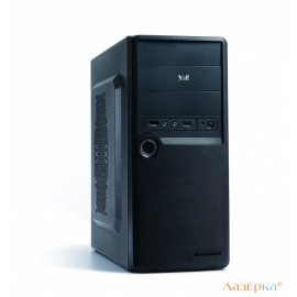 Корпус 3Cott 3C-ATX-J107, Black,