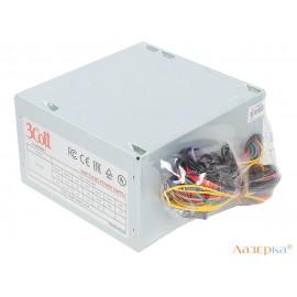 Блок питания 3Cott 3C-ATX450W, 450Вт, OEM,