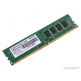Оперативная память Patriot PSD416G21332 DIMM 16GB DDR4 2133MHz