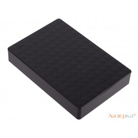 Внешний жесткий диск Seagate Expansion Portable Drive 4Tb Black (STEA4000400)