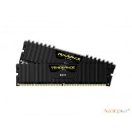 Оперативная память Corsair Vengeance CMK32GX4M2A2400C16 DIMM DDR4 32GB (2x16GB) 2400MHz Retail