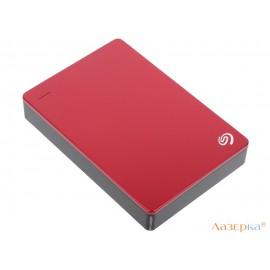 Внешний жесткий диск Seagate Backup Plus Portable 4Tb Red (STDR4000902)