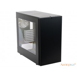 Корпус mini-ITX Fractal Design Define S Window Без БП чёрный