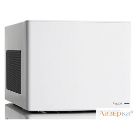 Корпус Mini-ITX Fractal Design Node 304 Без БП белый FD-CA-NODE-304-WH