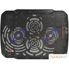 """Подставка для ноутбука 15.6"""" Buro BU-LCP156-B208 металл/пластик"""