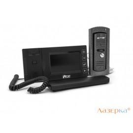 Комплект видеодомофон + вызывная панель FORT Automatics С0408