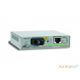 Медиаконвертер Allied Telesis AT-FS238B/1-60 Single-fiber 10/100M bridging converter with 1550Tx/131