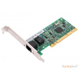 Сетевой адаптер Intel PWLA8391GT PRO/1000 GT Desktop Adapter PCI 10/100/1000Mbps OEM