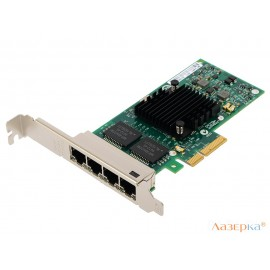 Сетевой адаптер Intel E1G44HTBLK I340-T4 PCI Express 10/100/1000Mbps