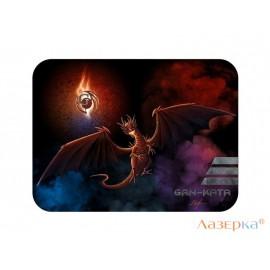 Коврик для мыши Dialog Gan-Kata PGK-20 дракон