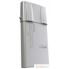Маршрутизатор MikroTik RB912UAG-2HPnD-OUT 802.11n 1000mbps 2.4ГГц