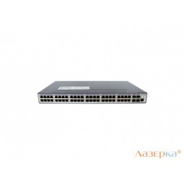 Коммутатор Huawei S2700-52P-PWR-EI 48 портов 10/100Mbps