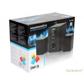 Колонки Dialog Progressive AP-100 Black 2.1 Black
