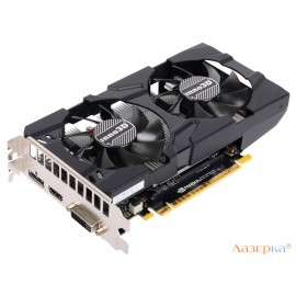 Видеокарта Inno3D GeForce GTX 1050 Twin X2 N1050-1DDV-E5CM 2Gb 1354Mhz