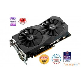 Видеокарта ASUS STRIX-GTX1050TI-O4G-GAMING 4Gb 1392Mhz