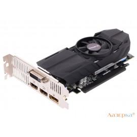 Видеокарта GIGABYTE GeForce GTX 1050 Ti OC Low Profile 4G GV-N105TOC-4GL 4Gb 1328Mhz