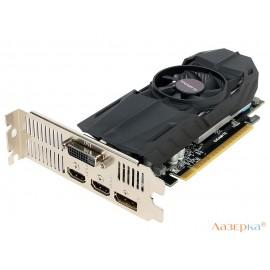 Видеокарта GIGABYTE GeForce GTX 1050 OC Low Profile 2G GV-N1050OC-2GL 2Gb 1392Mhz