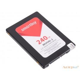 SSD накопитель Smartbuy Revival 2 SB240GB-RVVL2-25SAT3 240GB