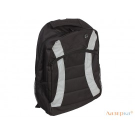"""Рюкзак для ноутбука Defender Everest 15.6"""" черный, органайзер"""
