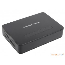 Шлюз VoIP Grandstream HT-812 2xFXS 1xLAN 10/100Мб/с SIP БП