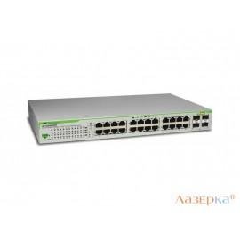 Коммутатор Allied Telesis AT-GS950/24-50 24 порта 10/100M/1000Mbps 4xSFP
