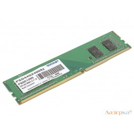 Оперативная память Patriot DRx16bit PSD44G240082 4Gb DDR4 2400MHz