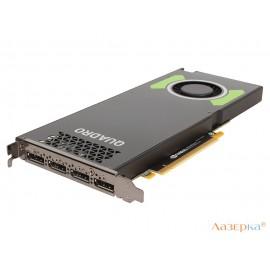Проф видеокарта PNY nVidia Quadro P4000 VCQP4000BLK-1 8Gb 1202Mhz