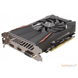 Видеокарта GIGABYTE Radeon RX 550 GV-RX550D5-2GD 2Gb 1183Mhz